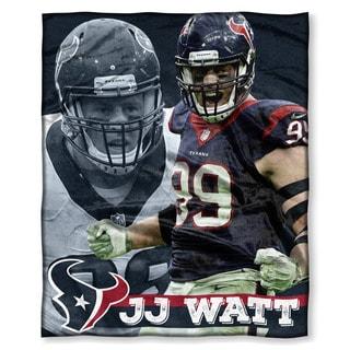 NFL 575 Texans - J.J. Watt Silk Touch Throw