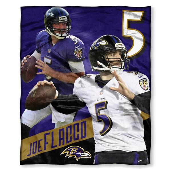 NFL 575 Ravens - Joe Flacco Silk Touch Throw