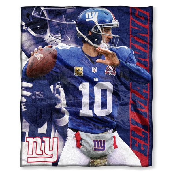 NFL 575 NY Giants - Eli Manning Silk Touch Throw