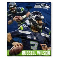 NFL 575 Seahawks - Russell Wilson Silk Touch Throw