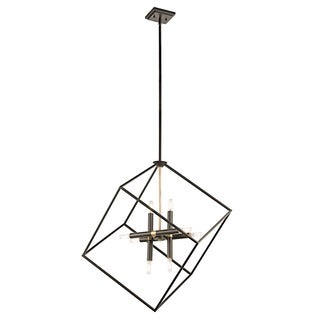 Kichler Lighting Cartone Collection 8-light Olde Bronze Pendant