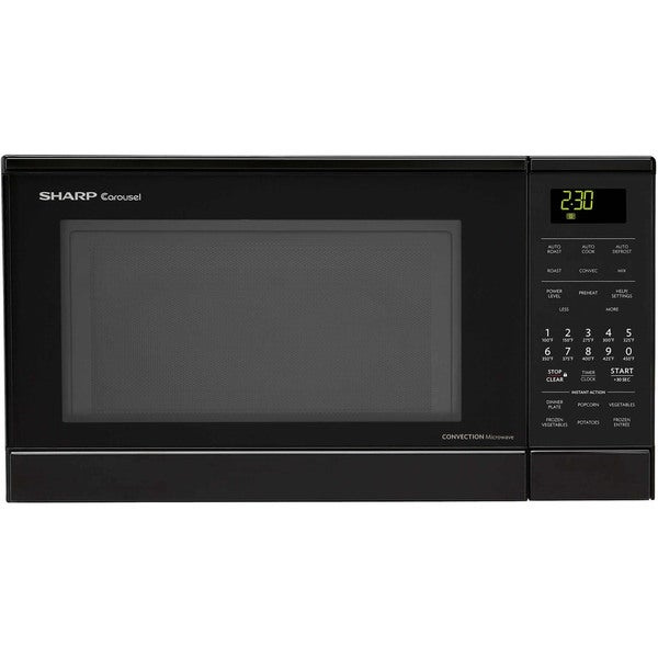 Countertop Convection Oven With Microwave : ... Countertop Convection Microwave Oven With Stainless Steel Interior
