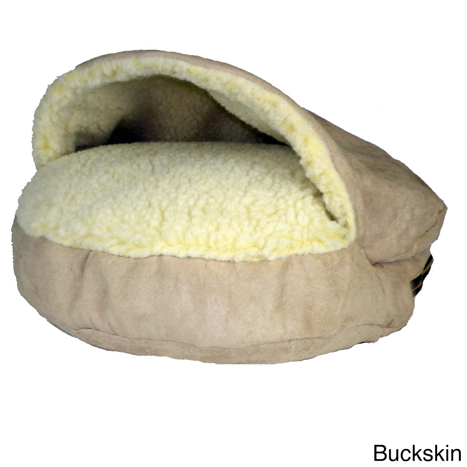 Snoozer Luxury Micro-Suede Cozy Cave Pet Bed (X-Large-Buc...