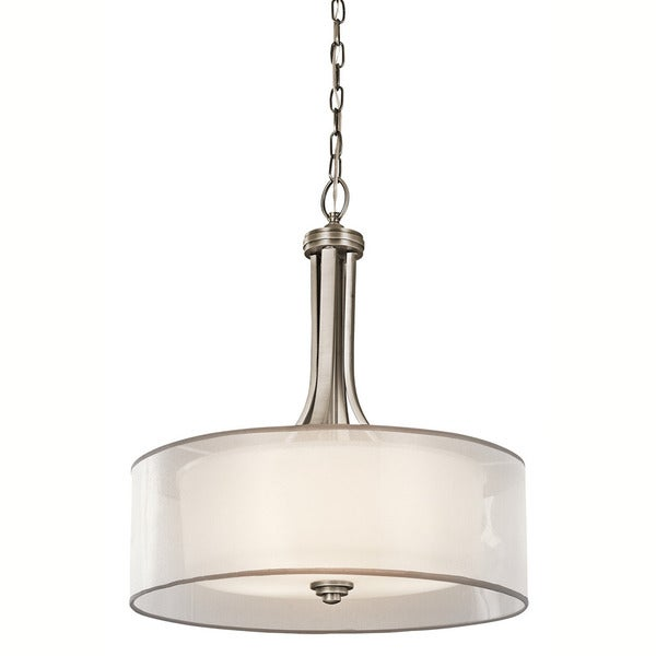 Kichler Lighting Lacey Collection 4 Light Antique Pewter Pendant
