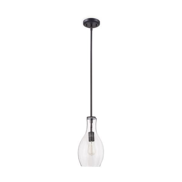Kichler Lighting Reviews: Shop Kichler Lighting Everly Collection 1-light Olde