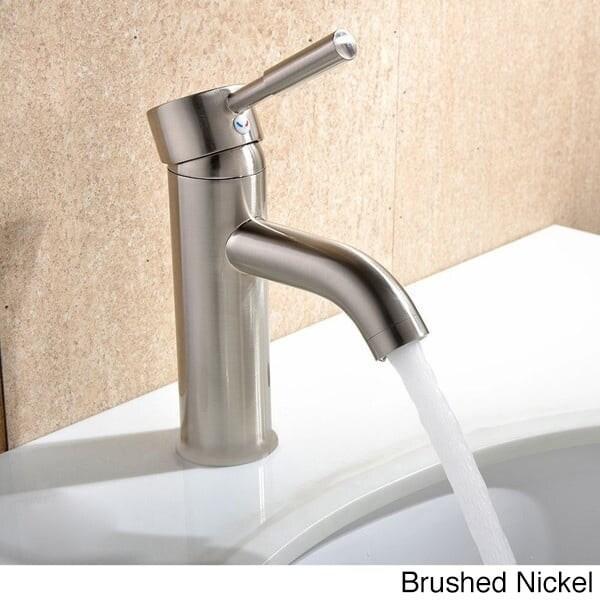 Merveilleux Haifa 6 Inch Single Hole Single Handle Bathroom Faucet