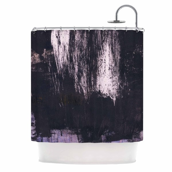KESS InHouse Iris Lehnhardt 'Brushstrokes 1' Shower Curtain (69x70)