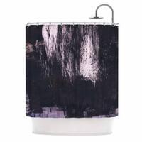 KESS InHouse Iris Lehnhardt 'Brushstrokes 1' Shower Curtain (69x70)