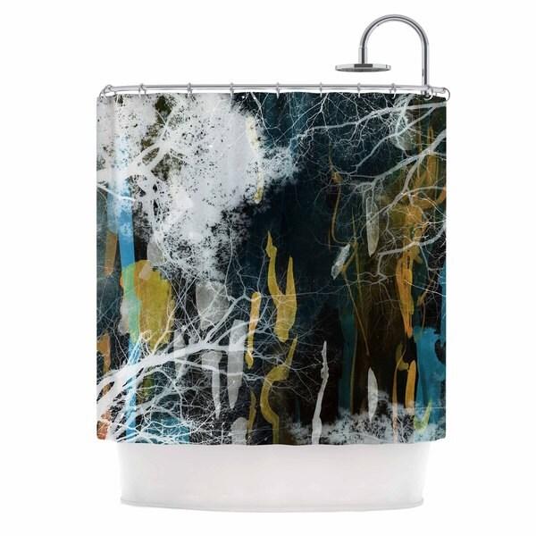KESS InHouse Iris Lehnhardt 'Tree Of Life' Shower Curtain (69x70)