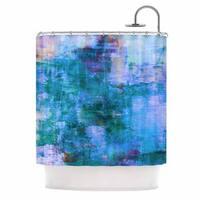 KESS InHouse Ebi Emporium 'The Reef' Shower Curtain (69x70)