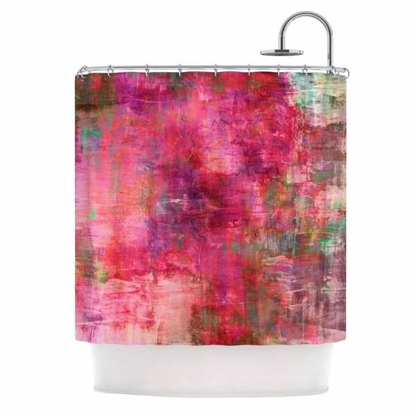 KESS InHouse Ebi Emporium 'Into The Tropics' Shower Curtain (69x70)