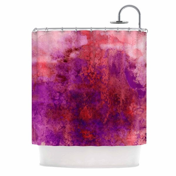 KESS InHouse Ebi Emporium 'Epoch 3' Shower Curtain (69x70)