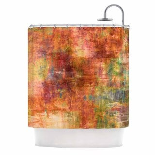 KESS InHouse Ebi Emporium 'Hazy' Shower Curtain (69x70)