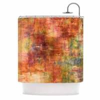KESS InHouse Ebi Emporium 'Hazy' Shower Curtain (69x70)