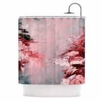 KESS InHouse Ebi Emporium 'Winter Dreamland 5' Shower Curtain (69x70)