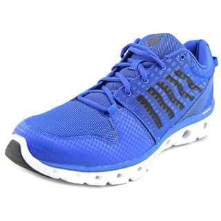 K-Swiss Men's X Lite ST CMF Blue Mesh Athletic Shoes
