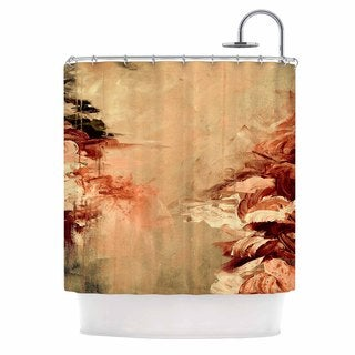 KESS InHouse Ebi Emporium 'Winter Dreamland 7' Shower Curtain (69x70)
