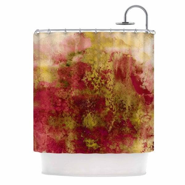 KESS InHouse Ebi Emporium 'Epoch 4' Shower Curtain (69x70)
