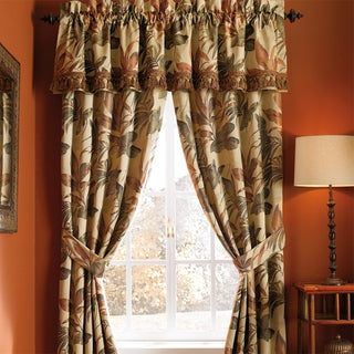Croscill Bali Curtain Panel Pair