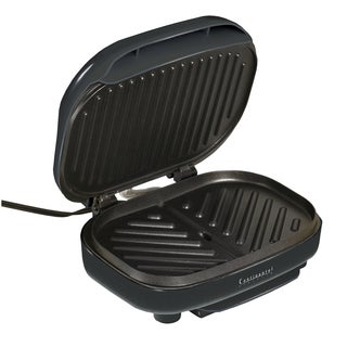 Continental CE23799 Black Electric Contact Grill