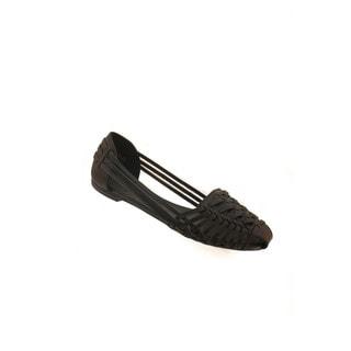 Hadari Women's Huarache Flat Sandals