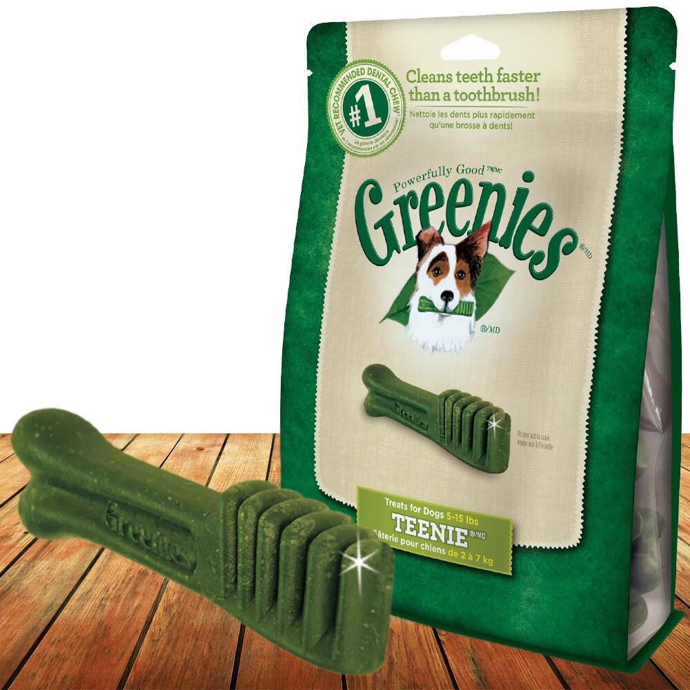 Greenies Teenie Dental Treats for Dogs (6oz (22 Chews)), ...