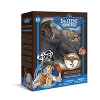 Geoworld Dr. Steve Hunters Paleo Expeditions T Rex Dino Excavation Kit