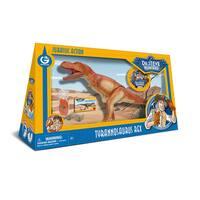 Geoworld Dr. Steve Hunters Large Jurassic Action Tyrannosaurus Rex