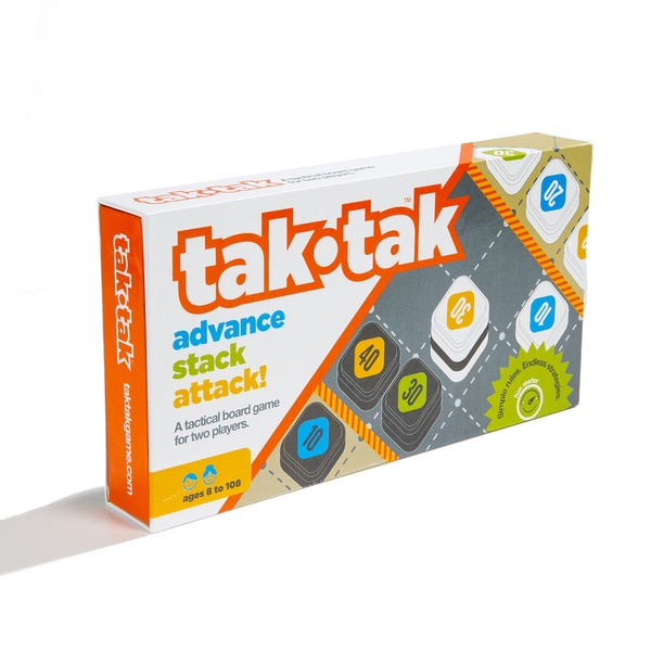 Twizmo! Tak-Tak Tactical Board Game