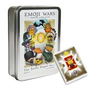 Twizmo! Emoji Wars Fantasy Card Game