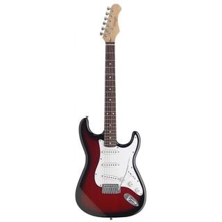 Stagg Standard S Redburst Electric Guitar