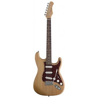 Stagg Standard S Natural Electric Guitar