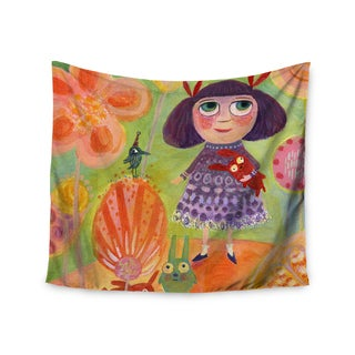 KESS InHouse Marianna Tankelevich 'Flowerland' 51x60-inch Tapestry