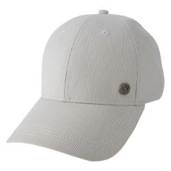 Men's Ben Sherman Cord Lane Baseball Cap Oatmeal