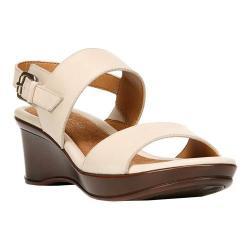Women's Naturalizer Vibrant Sandal Porcelain Skin Hispacho Leather