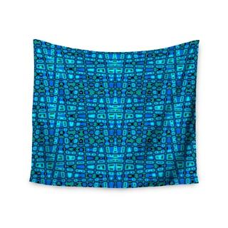 KESS InHouse Nina May 'Variblue' 51x60-inch Tapestry