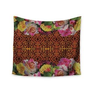 KESS InHouse Nina May 'New Rose Eleo' 51x60-inch Tapestry