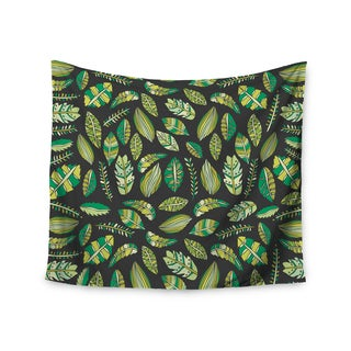 Kess InHouse Pom Graphic Design 'Tropical Botanicals 2' 51x60-inch Wall Tapestry