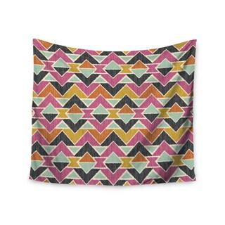 "Kess InHouse Amanda Lane ""Sequoyah Arrows"" Wall Tapestry 51'' x 60''"