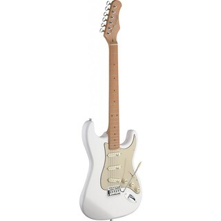 Stagg SES50M-CWH Cream White Vintage-style Electric Guitar