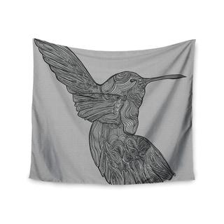 "Kess InHouse Belinda Gillies ""Hummingbird"" Wall Tapestry 51'' x 60''"