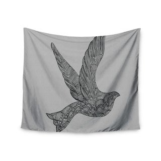 "Kess InHouse Belinda Gillies ""Dove"" Wall Tapestry 51'' x 60''"