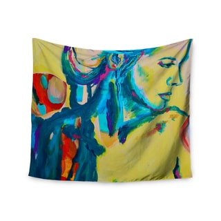 Kess InHouse Cecibd 'Still Waiting II' 51x60-inch Wall Tapestry