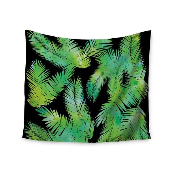 Kess InHouse Draper 'Tropic Green' 51x60-inch Wall Tapestry
