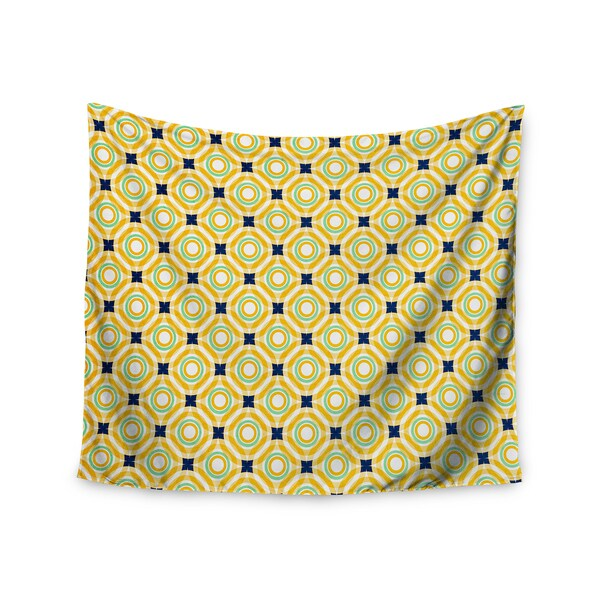 Kess InHouse Catherine McDonald 'Tossing Pennies II' 51x60-inch Wall Tapestry