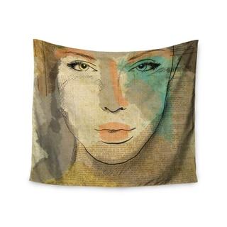 Kess InHouse Carina Povarchik 'Agata' 51x60-inch Wall Tapestry