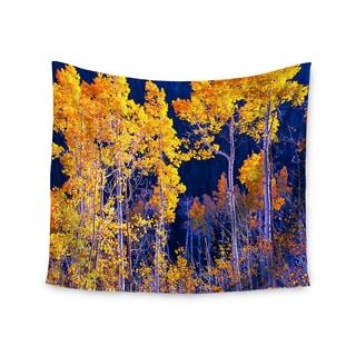 Kess InHouse Maynard Logan 'Trees' 51x60-inch Wall Tapestry