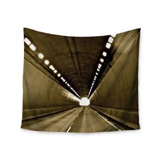Kess InHouse Maynard Logan 'Tunnel' 51x60-inch Wall Tapestry