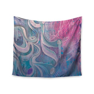 Kess InHouse Mat Miller 'Electric Dreams' 51x60-inch Wall Tapestry