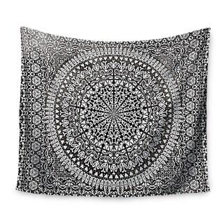Kess InHouse Nika Martinez 'Mandala Bandana' 51x60-inch Wall Tapestry